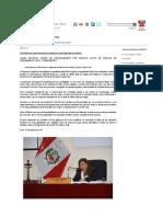 Poder Judicial (Perú). Caso Carboneros. Lima, 2017