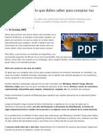 Guía Para Comprar Tus Primeros Bitcoins - Diario Financiero
