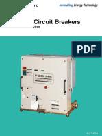 Vacuum Circuit Breaker Catalogue