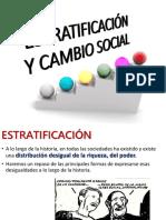 Estratificación y Cambio Social