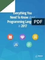 Programa de Linguagem