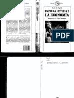 Carlo Cipolla - Entre La Historia y La Economia