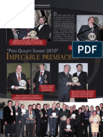 Peru Quality Summit 2010 (GENTE)