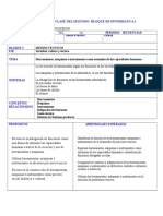 Secuencia 8 Planeación Informatica 1