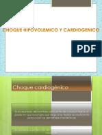 Choque Cardiogénico NUEVO