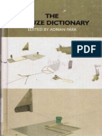 Adrian Parr the Deleuze Dictionary
