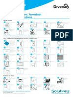 Or Terminal Cleaning [Wall Chart ENG]