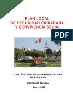 Plan.local .Seguridad.ciudadana.2016 Surquillo