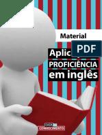 Cópia de R1 - Livro Casa Do Conhecimento - Aplicação à Proficiência Em Inglês