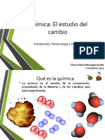 Generalidades de La Química