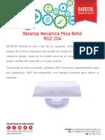 Ficha Tecnica RGZ 20A