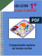 Comprensión Lectora Primer Año.pdf