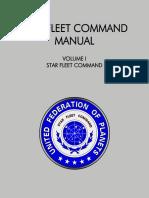 Star Fleet Command Manual - Volume I