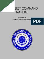 Star Fleet Command Manual - Volume II