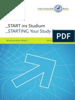 START Ins Studium