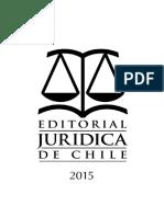 Catalogo Juridico 2015