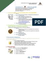 Requisitos 2017 de Inducciones ALIMENTOS S.a.