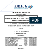 Informe Final Proyeccion
