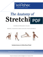 Anatomy of Stretching EXAM PACK 1016