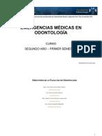 Emergencias Medicas en Odontologia