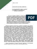 RELIGION-AND-CULTURAL-SURVIVAL-by-Houmanfar-et-al-2001-Psychological-Record.pdf
