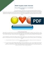 CorelDRAW(Create Glassy Buttons)