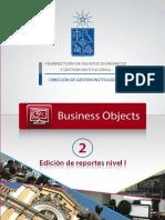 Edicion Reportes Nivel 1