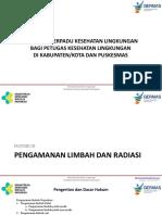Materi 3 Pengamanan Limbah Dan Radiasi Orientasi Terpadu 2017 Edit 24 Maret