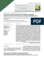 功能化含钨介孔硅材料的直接合成表征及其在多相氧化脱硫中的应用