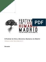 dossier festival de cine y derechos humanos de madrid