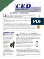 Creced Abr 2003-Jul 2009