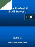 Etika Profesi _ BP_Bab 1-4