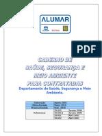 Caderno-SSMA-Alumar