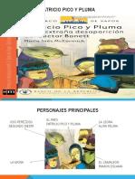 Patricio Pico y Pluma