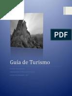 Manual Guía de Turismo