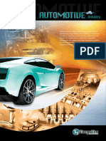 Automotive Image Brochure