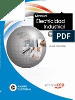 00. Manual de Electricidad Industrial, Formación Para El Empleo