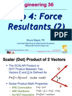 force resultants
