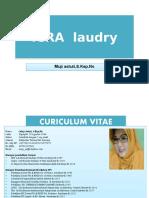 Materi Icra Laundry