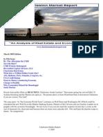 March 2009 Charleston Market Report