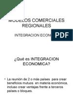 4.1 Modelos Comerciales Regionales