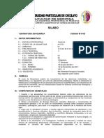 Ciclo5 Bioquimica 2011-II