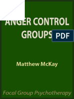 Anger Control Groups