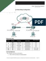 Lab 3.5.2 Challenge Frame Relay Configuration.pdf