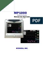 Monitor de Paciente Mp1000