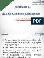 Aula 03 Comandos condicionais.pdf