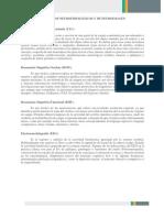 Estudios de Neurofisiológicos y de Neuroimagen
