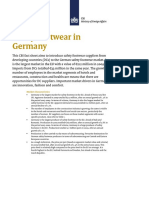 Safety Footwear in Germany