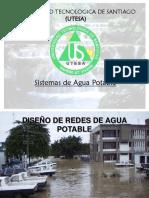 Disec3b1o de Lineas de Agua Potable Iii2
