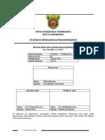 Sop Revisi Rencana Program(Ruk)